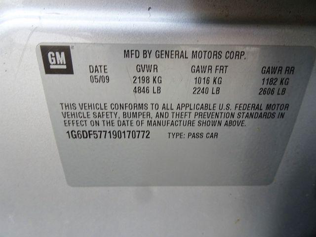 2009 Cadillac CTS RWD w/1SA Madison, NC 43