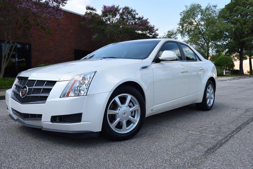 2009 Cadillac Cts Rwd W 1sa Memphis Tennessee Memphis Carsmart