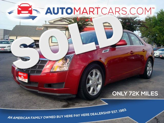 2009 Cadillac CTS RWD w/1SA | Nashville, Tennessee | Auto Mart Used Cars Inc. in Nashville Tennessee