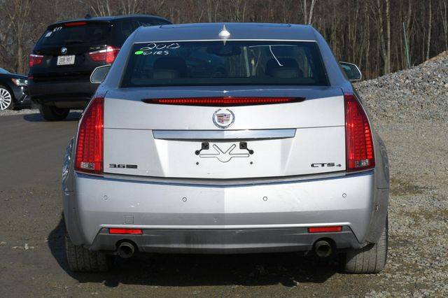2009 Cadillac CTS AWD Naugatuck, Connecticut 3