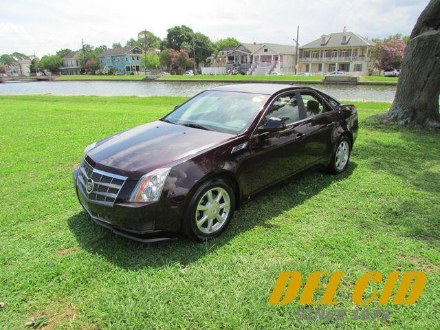 2009 Cadillac CTS 4 AWD w/1SA
