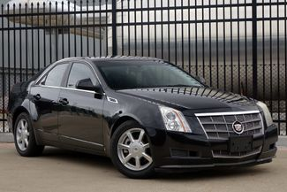 2009 Cadillac CTS RWD w/1SA* Leather* Sunroof* EZ Finance**   Plano, TX   Carrick's Autos in Plano TX