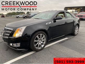 2009 Cadillac CTS Luxury Black New Tires Low Miles Leather Sunroof in Searcy, AR 72143