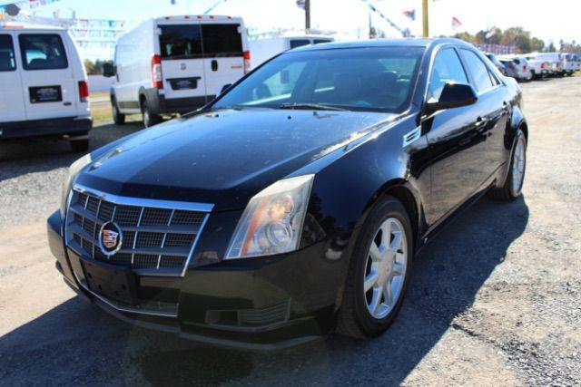2009 Cadillac CTS RWD w/1SA