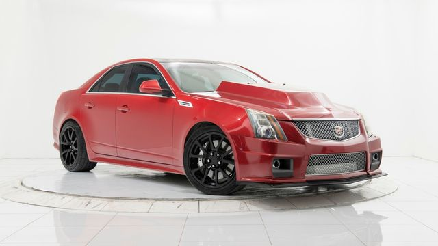 2009 Cadillac CTS-V 800HP Kenne Bell Supercharged with Many Upgrades in Dallas, TX 75229