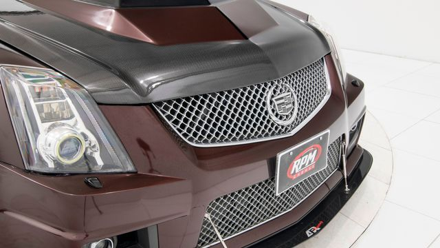 2009 Cadillac CTS-V Bagged with Many Upgrades in Dallas, TX 75229