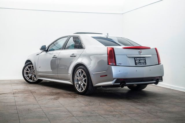 2009 Cadillac CTS-V Sedan 6-Speed Manual in Addison, TX 75001