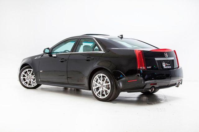 2009 Cadillac Cts V Sedan 6 Speed Carrollton Tx Texas Hot Rides
