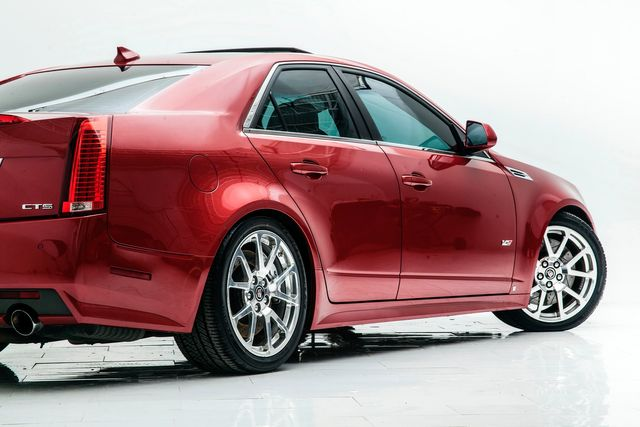 2009 Cadillac CTS-V Sedan 6-Speed Cammed With Upgrades in Carrollton, TX 75006