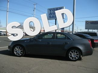 2009 Cadillac CTS AWD w1SB  city CT  York Auto Sales  in , CT