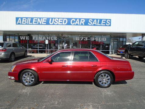 2009 Cadillac DTS w/1SD in Abilene, TX