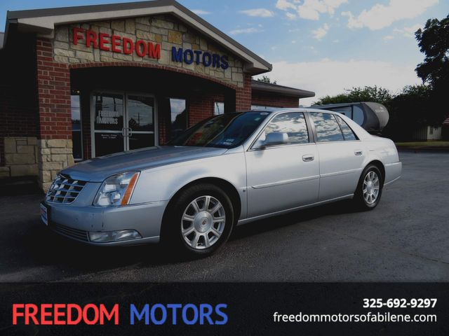 2009 Cadillac DTS Premium Luxury Collection