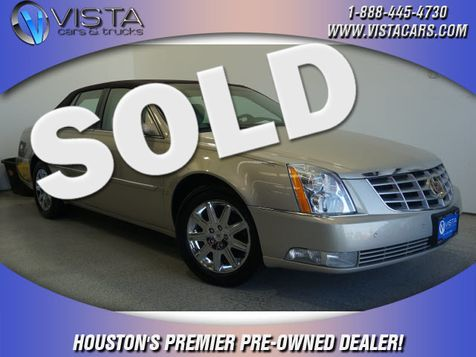 2009 Cadillac DTS w/1SD in Houston, Texas