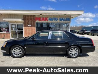 2009 Cadillac DTS 1SC in Medina, OHIO 44256