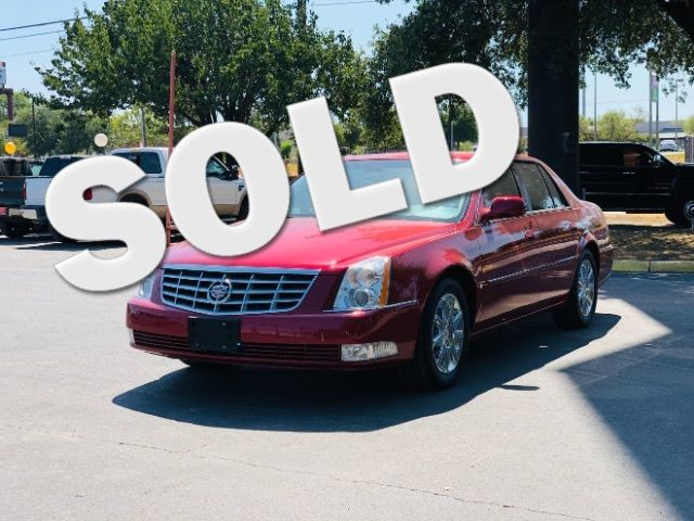 2009 Cadillac DTS w/1SD in San Antonio, TX 78233