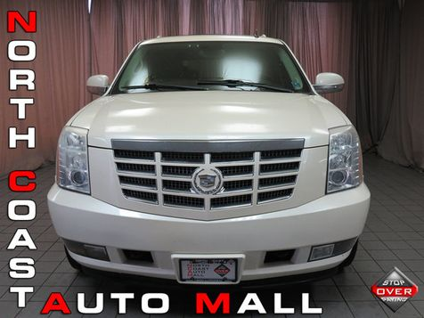 2009 Cadillac Escalade AWD 4dr in Akron, OH