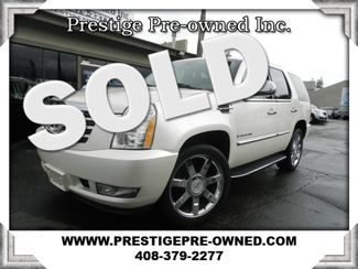 2009 Cadillac ESCALADE LUXURY *AWD*-NAVI/BACK UP CAM-HEATED/COOLED SEATS  in Campbell CA