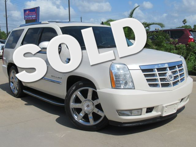 2009 Cadillac Escalade Luxury | Houston, TX | American Auto Centers in Houston TX