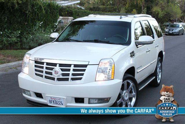 2009 Cadillac ESCALADE HYBRID NAVIGATION DVD LIFETIME HYBRID BATTERY SERVICE RECORDS