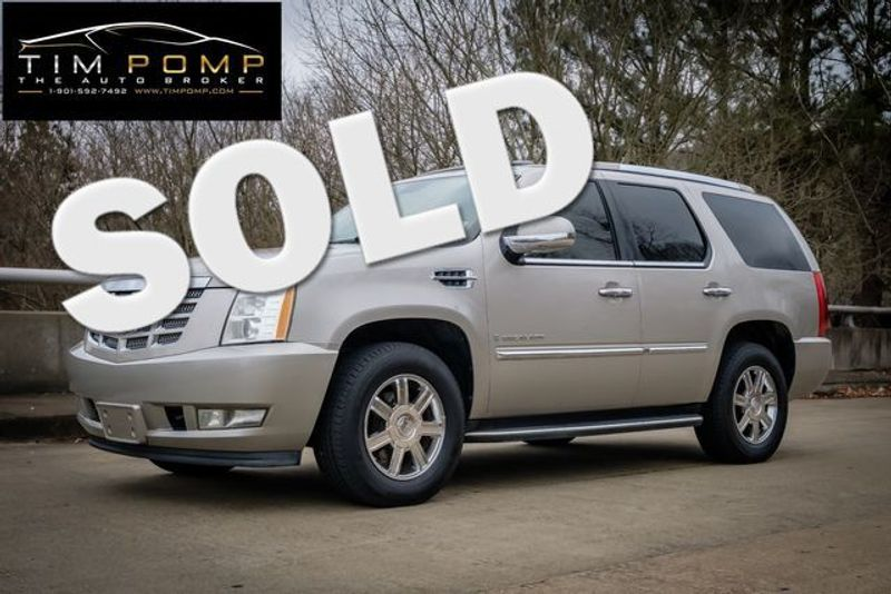 2009 Cadillac Escalade  | Memphis, Tennessee | Tim Pomp - The Auto Broker in Memphis Tennessee