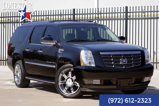 2009 Cadillac Escalade ESV Luxury Clean Carfax One Owner