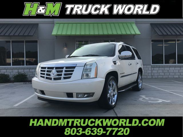 2009 Cadillac Escalade AWD *NAV*ROOF*CAPTAINS CHAIRS*FACTORY 22'S