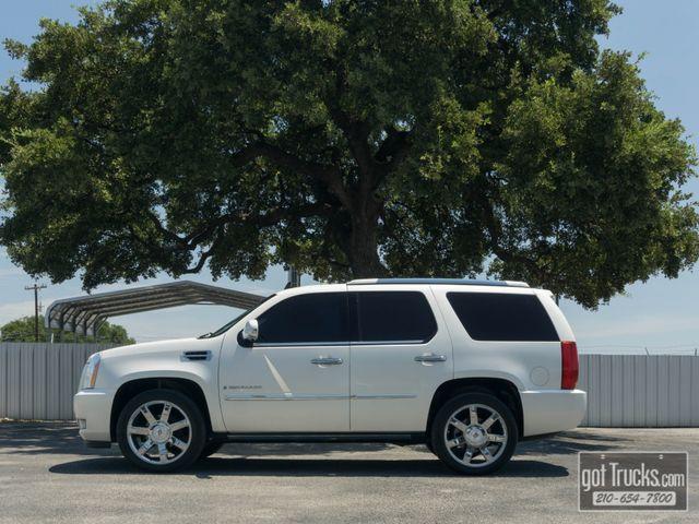 2009 Cadillac Escalade Luxury 6.2L AWD