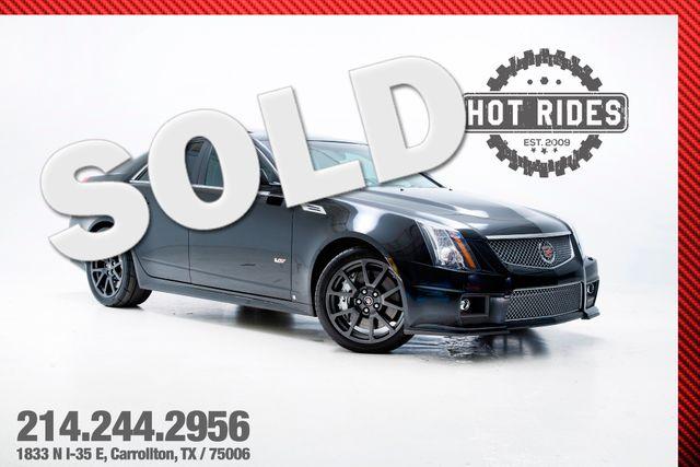 2009 Cadillac CTS-V Sedan Fully Built 700+ HP 6-Speed