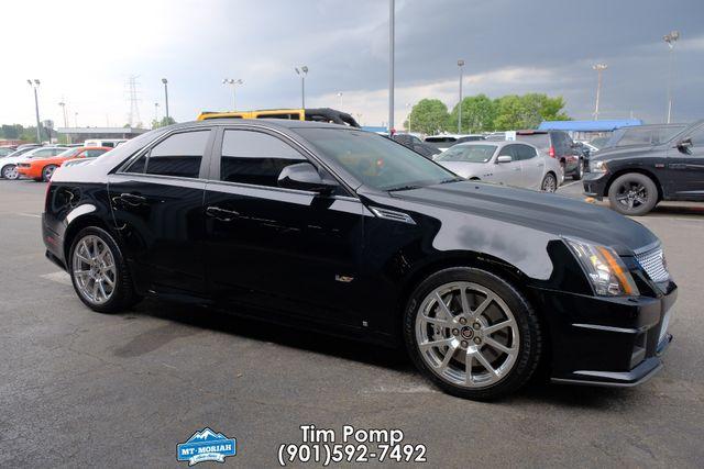 2009 Cadillac V-Series
