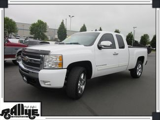 2009 Chevrolet 1500 Silverado LT Q/Cab in Burlington, WA 98233