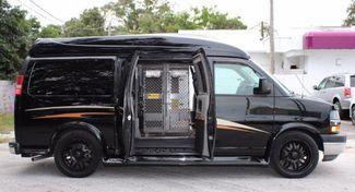 2009 Chevrolet 1500 Express Cargo Van Wheelchair Van Handicap Ramp Van Pinellas Park, Florida 3