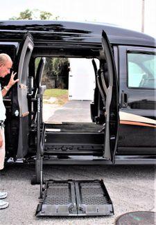 2009 Chevrolet 1500 Express Cargo Van Wheelchair Van Handicap Ramp Van Pinellas Park, Florida 5