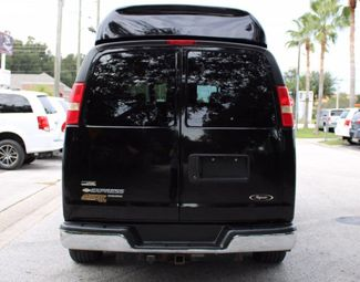 2009 Chevrolet 1500 Express Cargo Van Wheelchair Van Handicap Ramp Van Pinellas Park, Florida 8