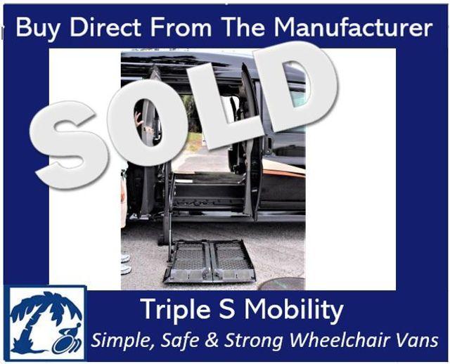 2009 Chevrolet 1500 Express Cargo Van Wheelchair Van Handicap Ramp Van Pinellas Park, Florida