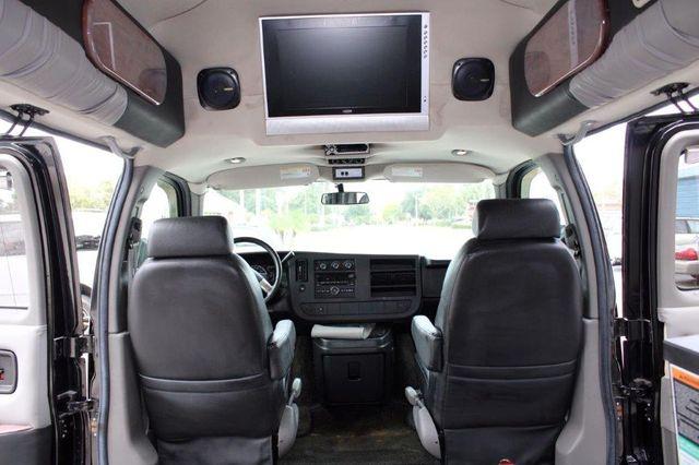2009 Chevrolet 1500 Express Cargo Van Wheelchair Van Handicap Ramp Van Pinellas Park, Florida 9