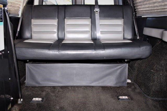 2009 Chevrolet 1500 Express Cargo Van Wheelchair Van Handicap Ramp Van Pinellas Park, Florida 10
