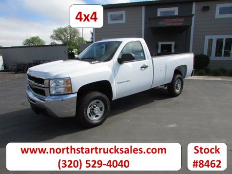 2009 Chevrolet 2500 4x4 Pickup Truck  in St Cloud, MN