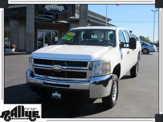 2009 Chevrolet 2500 Silverado C/Cab 4WD in Burlington WA, 98233