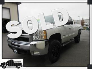 2009 Chevrolet 2500 HD Silverado LTZ Q/Cab 4WD 6.6L Diesel in Burlington, WA 98233