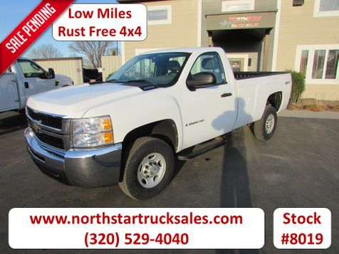2009 Chevrolet 2500HD 4x4 Reg Cab Pickup  in St Cloud, MN