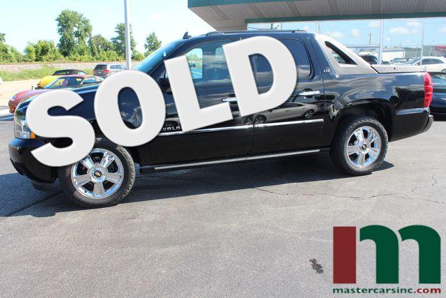 2009 Chevrolet Avalanche LTZ | Granite City, Illinois | MasterCars Company Inc. in Granite City Illinois