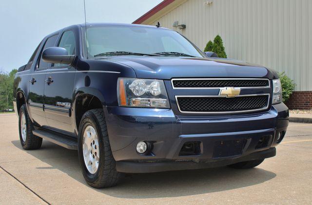 2009 Chevrolet Avalanche LT w/1LT