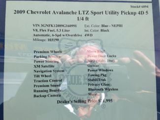 2009 Chevrolet Avalanche LTZ Nephi, Utah 13