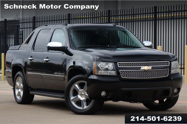 2009 Chevrolet Avalanche LTZ in Plano, TX 75093