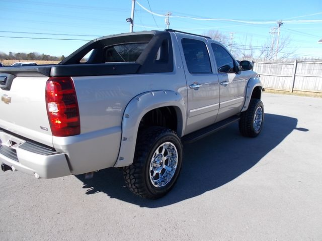 2009 Chevrolet Avalanche LTZ Shelbyville, TN 12