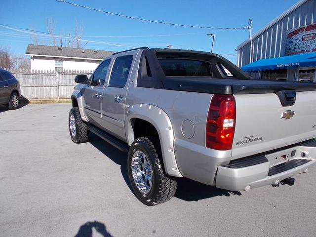2009 Chevrolet Avalanche LTZ Shelbyville, TN 4