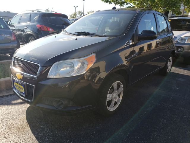 2009 Chevrolet Aveo LT w/1LT | Champaign, Illinois | The Auto Mall of Champaign in Champaign Illinois