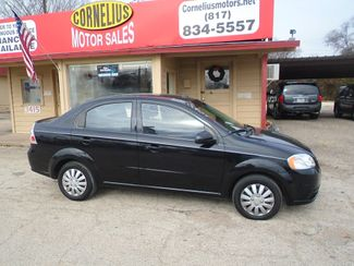 2009 Chevrolet Aveo LT w/1LT | Fort Worth, TX | Cornelius Motor Sales in Fort Worth TX