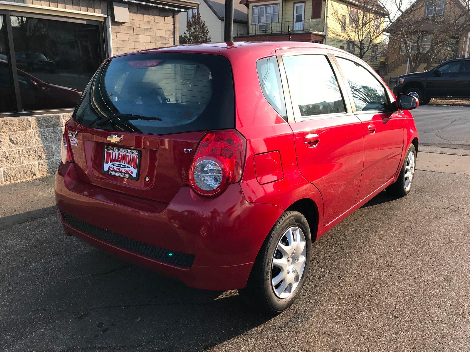 ... 2009 Chevrolet Aveo LT city Wisconsin Millennium Motor Sales in ,  Wisconsin ...