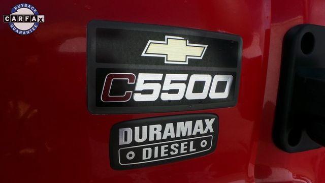2009 Chevrolet CC5500 Rollback Madison, NC 11